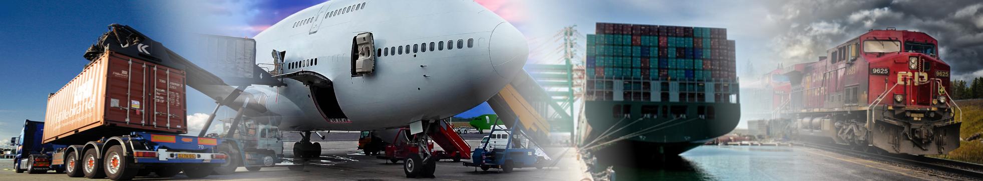 Мультимодальные международные перевозки грузов