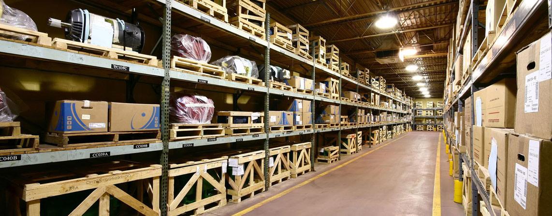 Консолидация грузов на складах